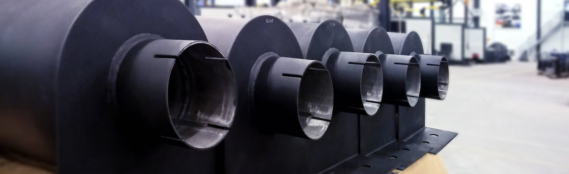 TIO BV Products - Standard silencers