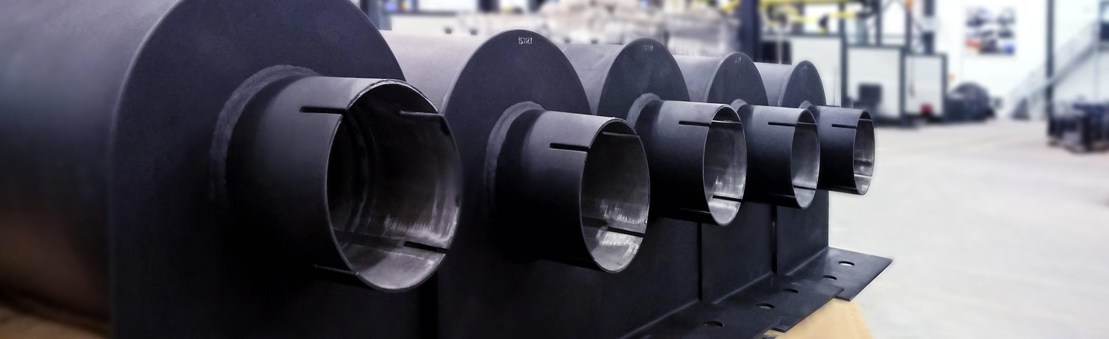 TIO BV Produkten - Standaard geluiddempers