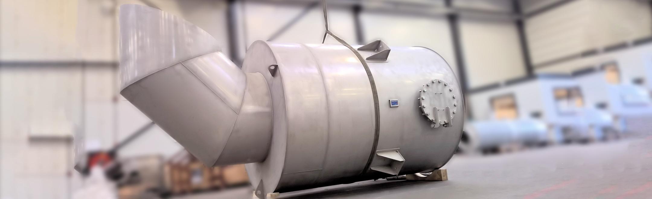 TIO BV Produkten - Cycloon filters
