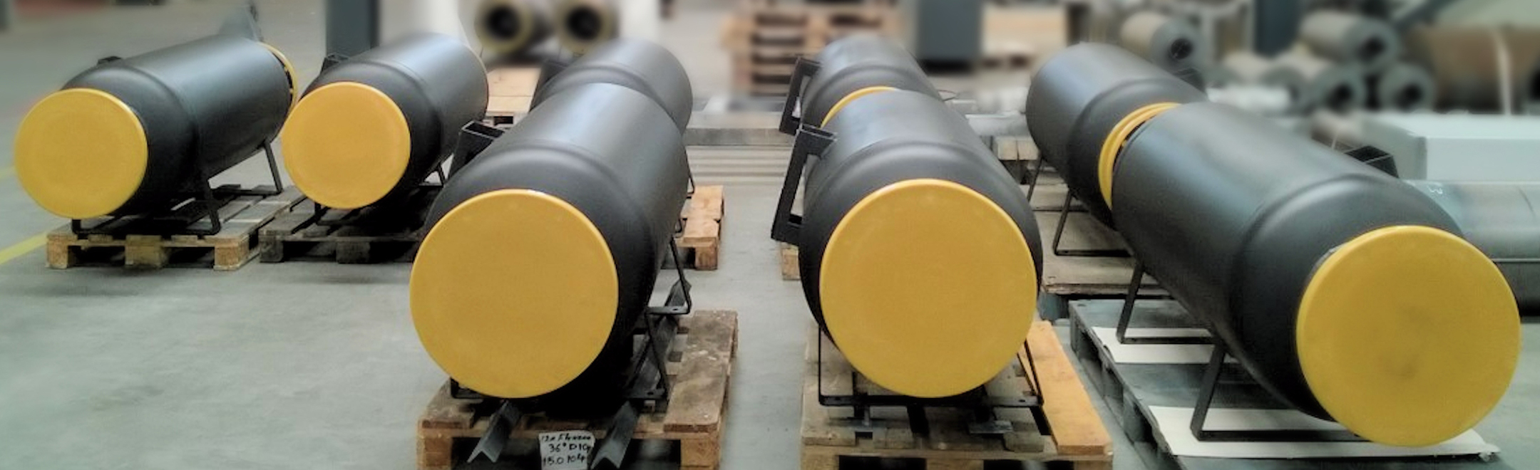 TIO BV Products - Pressure vessels