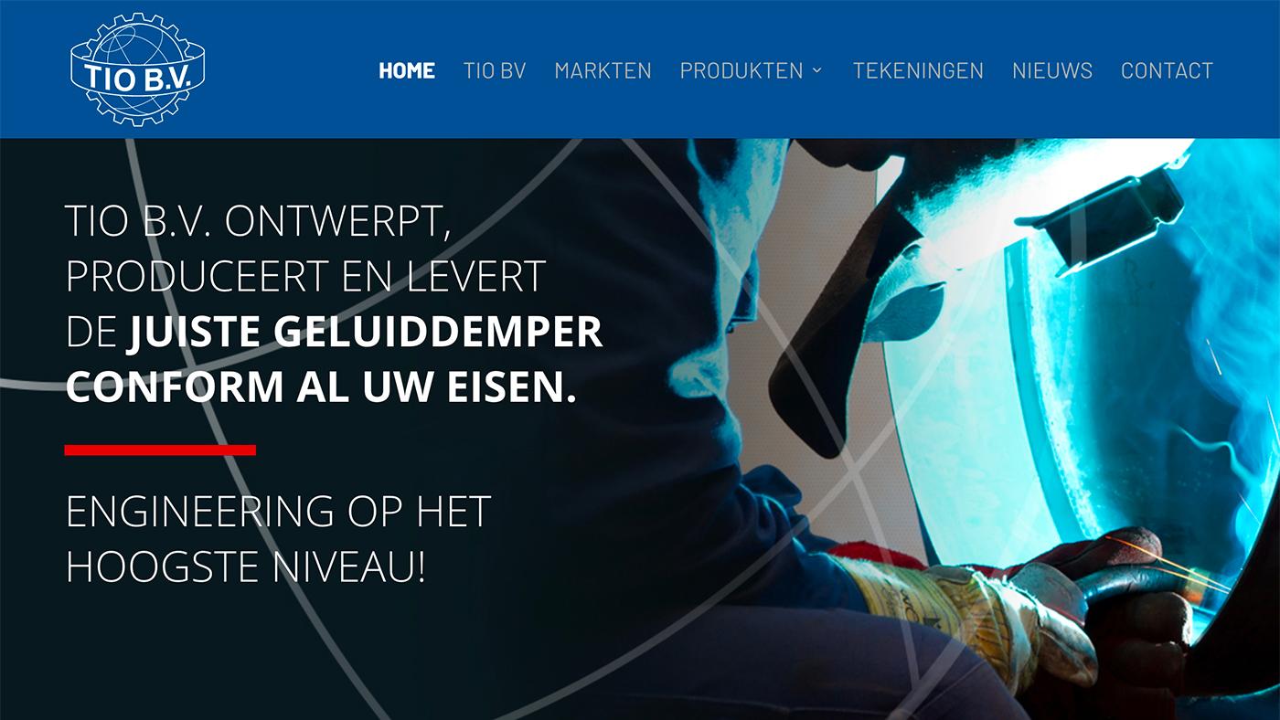 TIO BV News New website online