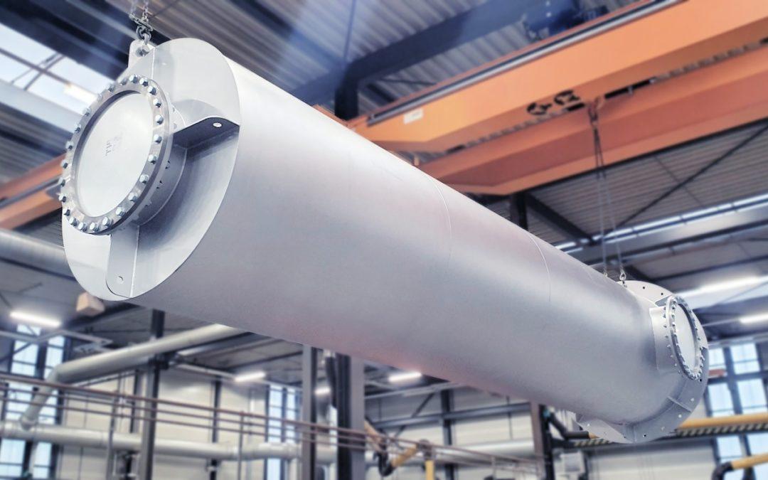 Gas engine power generation